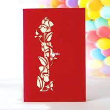Creative Greeting Cards Design Handmade Pop Up Greeting Cards Thank