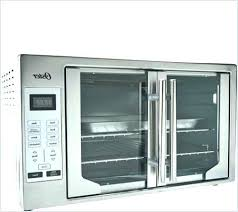 stainless steel convection oven french door with toaster new oster countertop cos