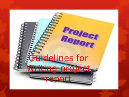 Science Project Report Amazing How To Write Project Report YouTube