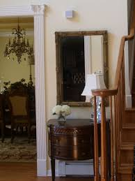 furniture for the foyer. Example Of A Classic Entryway Design In Other Furniture For The Foyer S