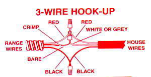 wiring a kitchen oven wiring diagram oven 3 wire