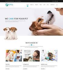 40 Best Animal Pet Website Templates Free Premium Freshdesignweb
