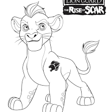 Amazing Thanksgiving Lion Guard Coloring Pages 9 The Rise Of Scar