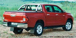 Toyota Hilux 2.8GD-6 double cab 4x4 Raider Specs in South Africa ...