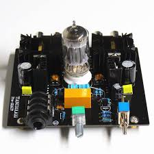 audio preamplifier board pre amp class a preamp valve class a 12au7 headphone diy amplifier kit wireless speakers speaker from huanyin