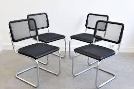 s32n chairs marcel breuer thonet