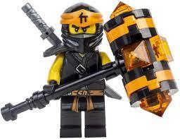 LEGO Ninjago: Cole Secrets of The Forbidden Spinjitzu: Amazon.de: Spielzeug