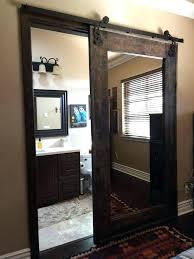sliding barn doors interior. Sliding Barn Door For Bathroom Single Interior With . Doors