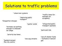 traffic problems solutions essay  traffic problems solutions essay