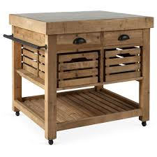 Rustic Kitchen Cart Island Rustic Pine Kitchen Cart Cliff Kitchen