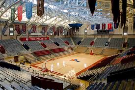 The Palestra Seating Chart Your Palestra Memories