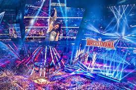 Wwe Wrestlemania Tampa 4 5 2020 At Raymond James Stadium