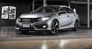 new car release 2016 australiaAllNew Honda Civic Lineup For Australia  Five Models Coming