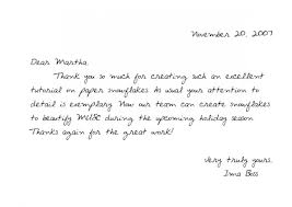 Sample Thank You Notes Template Business