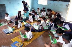 Image result for poor student india image