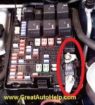 chevy equinox 2007 power steering car repair forums chevy equinox power steering fuse jpg
