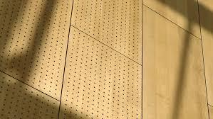 perforated acoustic panels decustik