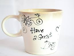 Tea Cup Design Ideas How To Make Your Own Personalized Mug 5 Steps With Pictures