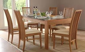 solid oak dining room sets dining room impressing dining table chairs from freedom lounge in chair