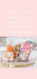 diy gift basket ideas for mothers day