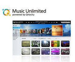 sony music unlimited logo. sony music unlimited logo r