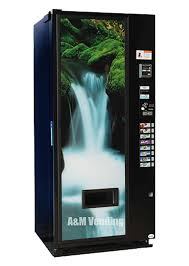Drinking Water Vending Machine Malaysia Custom Vendo 48 Drink Machine AM Vending Machine Sales