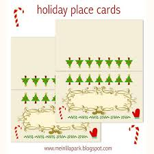 Holiday Placecards Pin By Shelly B On Christmas Diy Ideas Ornaments Advent Calendars