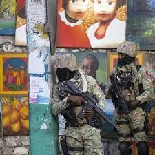 Haiti faces violent new era after ...
