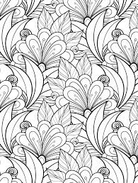 Free Printable Flower Coloring Pages Coloring Book Pages Flowers