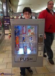 Building A Vending Machine Extraordinary Original DIY Vending Machine Costume