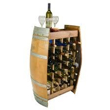 wine barrel wine rack furniture. Fine Rack Reclai Wine Barrel Bottle Rack Enthusiast And Preparing Zoom Tal Holder  With Glass Rage Units Small Inside Furniture