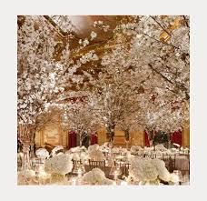 cherry blossom inspired winter wonderland weddings mon cheri bridals