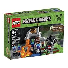 LEGO Minecraft The Cave 21113 What are the Best Toys for 8 Year Old Boys? 35 EPIC Christmas Gift Ideas