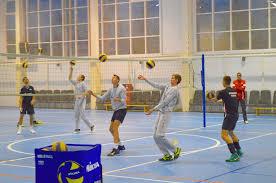 Волейбольная команда Подмосковье показала мастер класс   2010