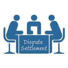 Dispute Settlements