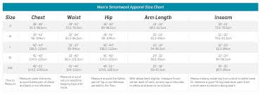Smartwool Size Chart Kids Smartwool Ms Phd Light Long Sleeve Shirt Climb On Squamish