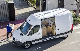 2019 mercedes benz sprinter van sel gas turbo