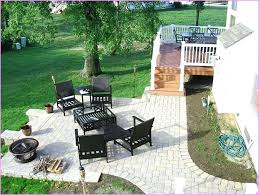 paver patio with deck. Beautiful Deck Paver Patio Ideas With Deck Designs Under S  Diy   With Paver Patio Deck F