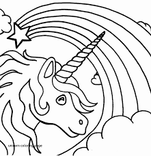 Free Printable Unicorn Coloring Pages New Unicorn Printables Unicorn