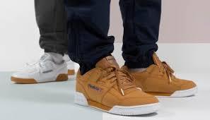 reebok jj ii. packer shoes created a reebok workout lo with rubber upper for \u201creverse gum\u201d colorway jj ii 2