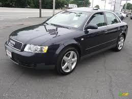 2003 Ming Blue Pearl Effect Audi A4 3.0 quattro Sedan #14430164 ...