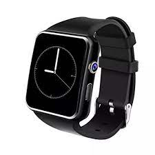 HCM]Đồng Hồ Thông Minh Smartwatch Cao Cấp X6 Màn Hình Cong- Đồng Hồ X6 Nghe