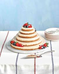 Cheesecake Display Stands 100 Wedding Cheesecake Ideas To Upgrade Your Dessert Bar Martha 81