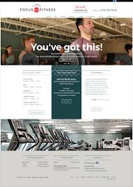 Crocker Web Design Focus On Fitness Crocker Design