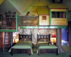 Gallery of The Most Popular Coolest Kid Rooms Design