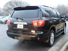 2017 Used Toyota Sequoia Platinum 4WD FFV at Fayetteville Autopark ...