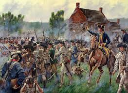 military art the battle of brooklyn smallwood s maryland battalion near the vechte cortelyou
