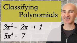 Classifying Polynomials By Degree And Number Of Terms Chart Classify Polynomials By Degree Number Of Terms