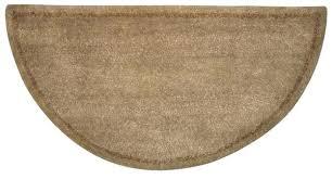 half round hearth rug beige half round wool hearth rug fireplace hearth rugs fireproof uk