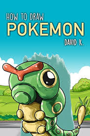 how to draw pokemon the step by step mi pokemon drawing book by